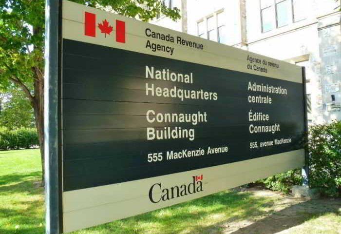 Agenzia delle Entrate canadese.